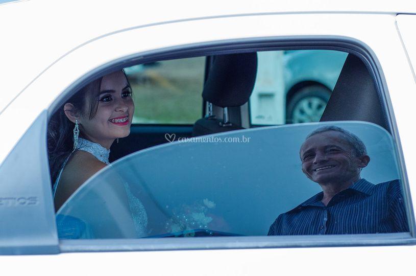 Noiva Camila - Pimenta Bueno
