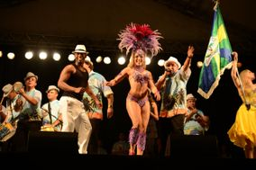Aquarela Tropical Samba Show