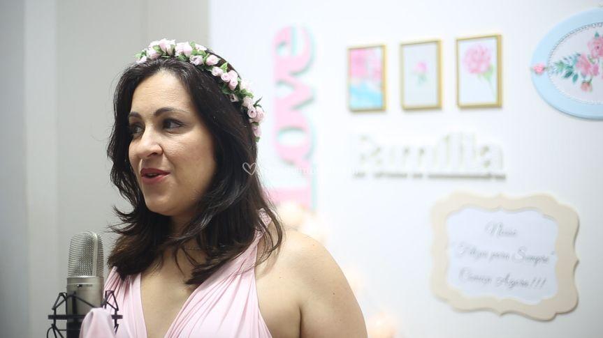 Cantora de casamento Jacarei