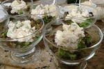 Salada com picanha