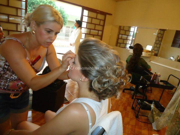 Maquiagem para seu evento