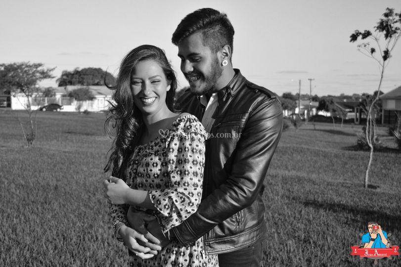 Ensaio Bruna &  Jadiel