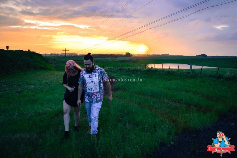 Ensaio Letícia &  Alan