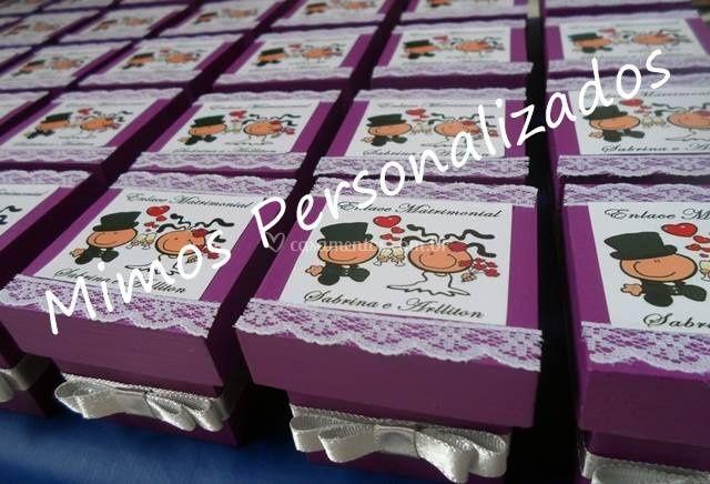 Mimos Lembrancinhas Personalizadas