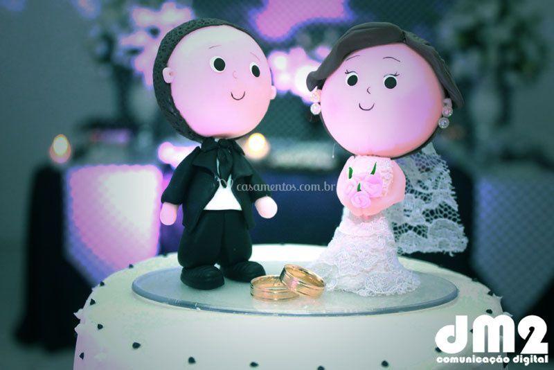 Casamento: Ulisses e Aurileide