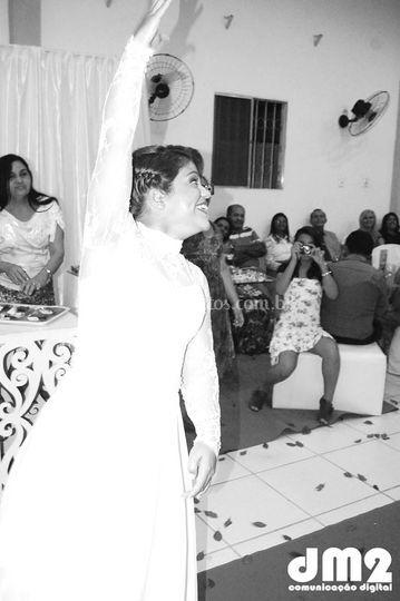 Casamento de Carol e Arquimede