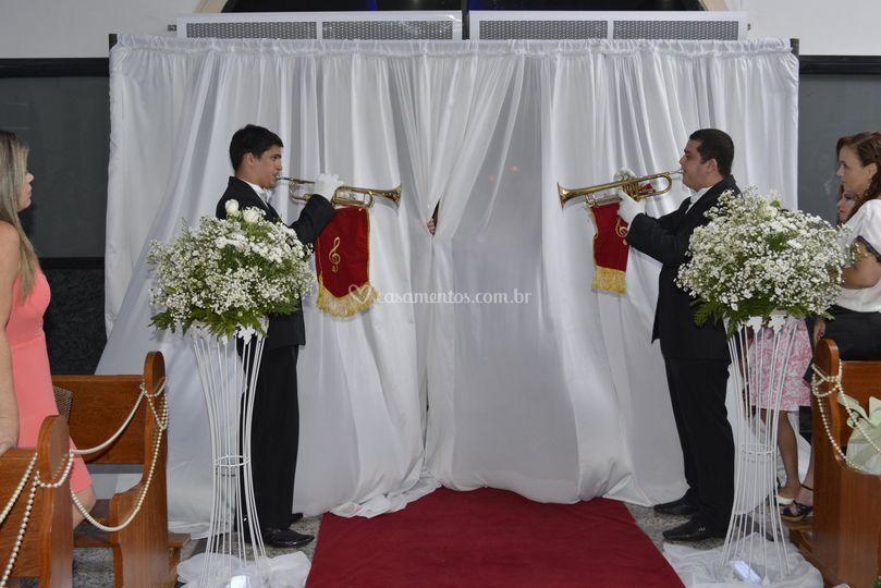 Abertura cerimonia