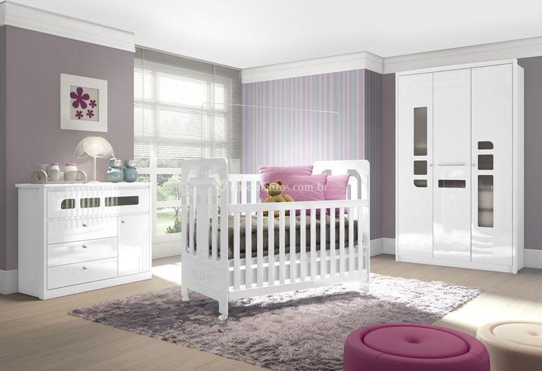Móveis de quarto de bebê