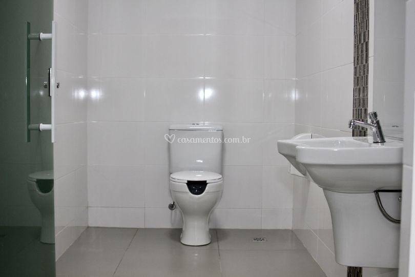 Banheiro Deficiente