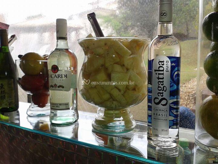 Bebidas diferenciadas