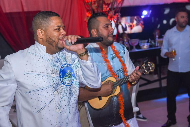 Conexão rio samba show