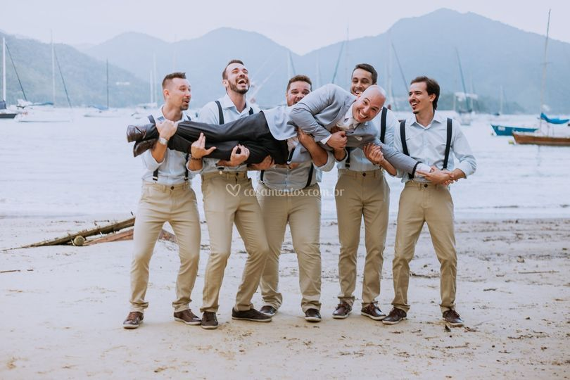 A Um Passo - Fotografia Wedding