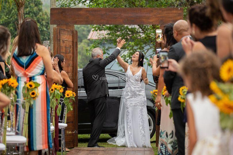 Casamento Marina e Edurado