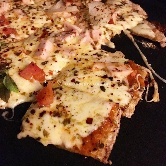 Buffet de Pizza