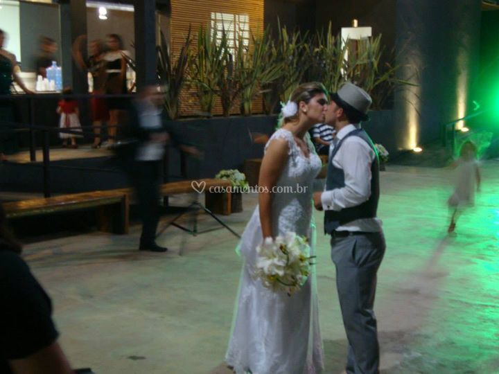 Casamento  Gisele Fabio