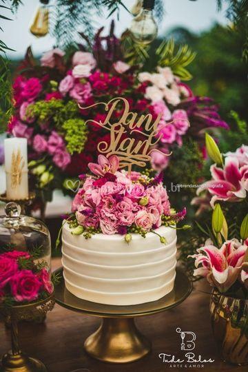 Bolos para noivado