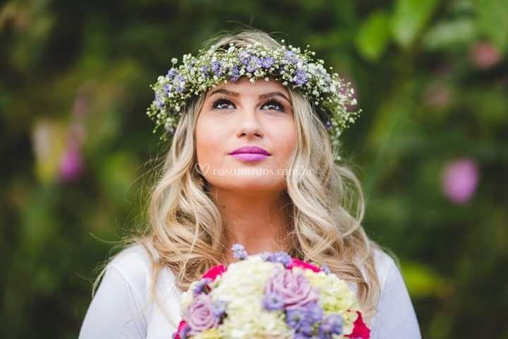 Arco de flores polonine