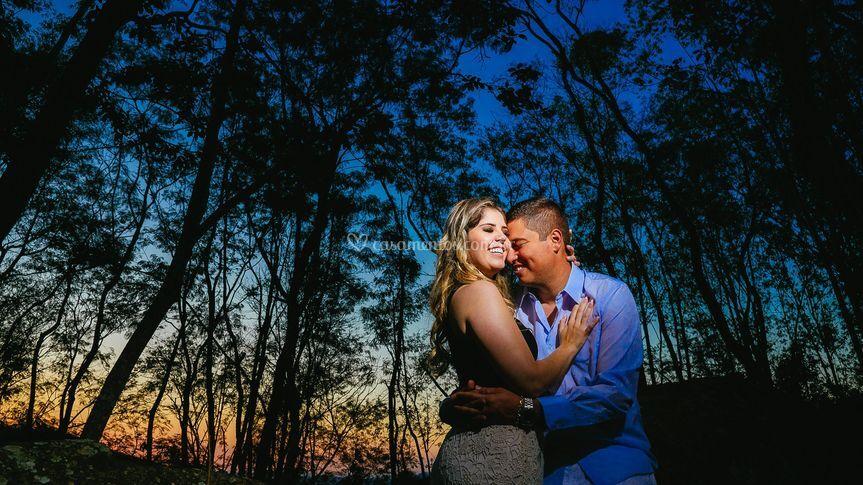 Pré-casamento Guararema