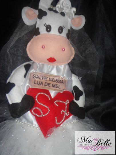 """Bolsa """"Vaquinha dos noivos"""""""