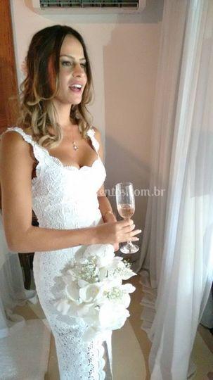 A querida noiva Shirley