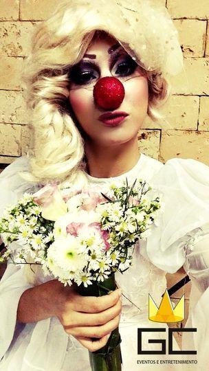 Clown para casamentos