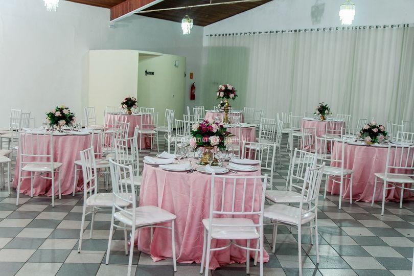 Salão Hauer De Via Center Hall Foto 5