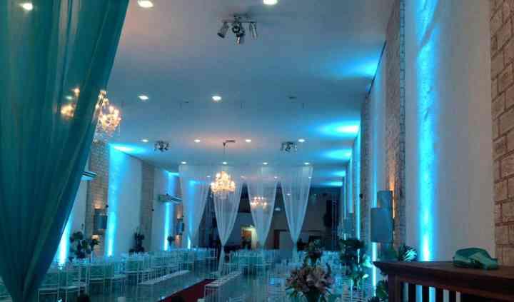 Espaço de cerimonia