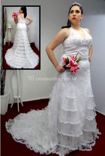 Vestido de Noiva 4020