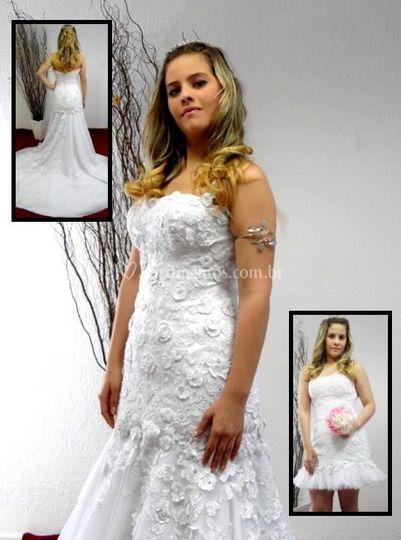 Vestido de Noiva 4036