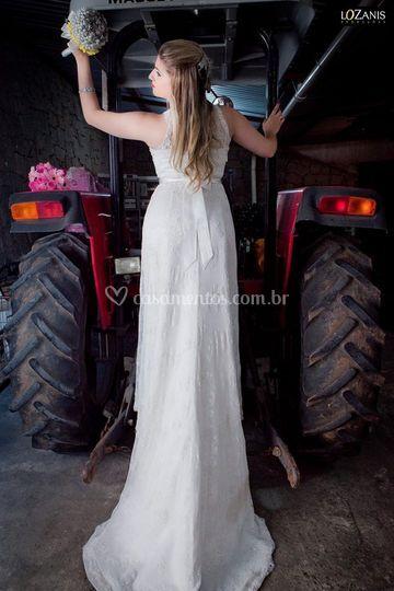 Vestido de Noiva 4043