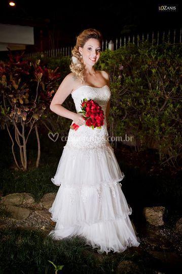 Vestido de Noiva 4040