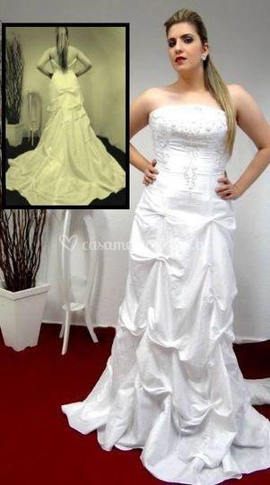 Vestido de Noiva 4012