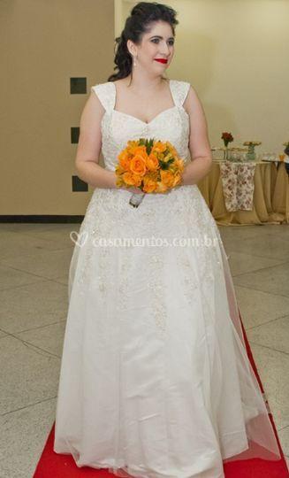 Vestido de Noiva 4033