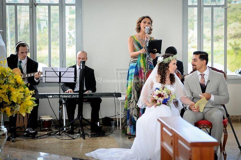 Casamento na Capela Francisco