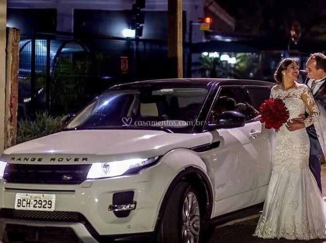 Suv Land Rover