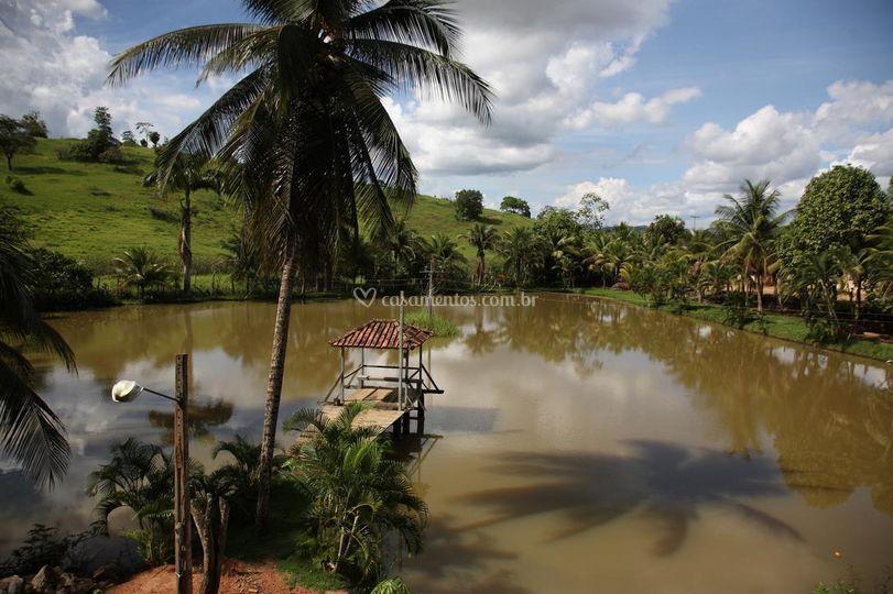 Lagoa do sítio