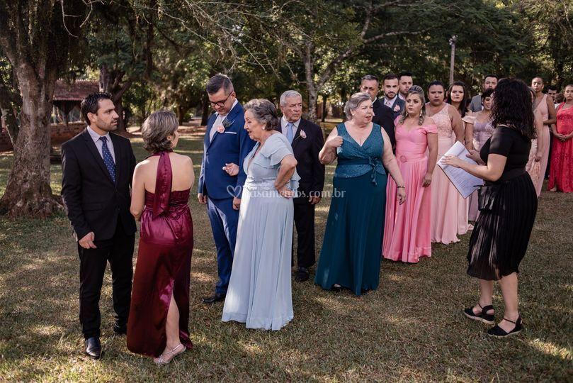Casamento Karina e Leonel