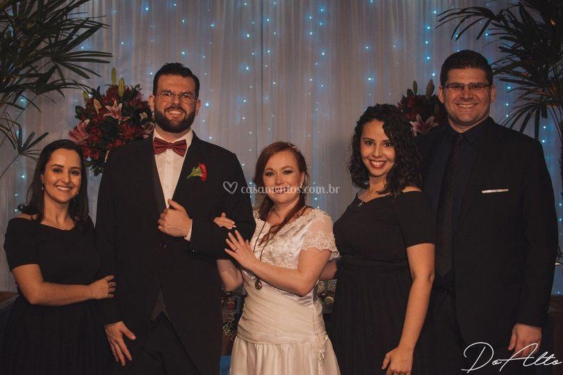 Casamento Guilherme e Silvana