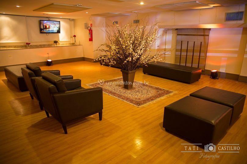 Lounge da casa