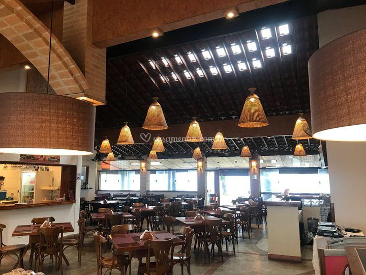 Salão buffet
