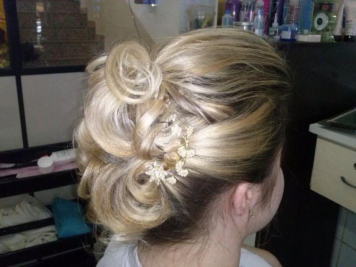 Penteados com estilo