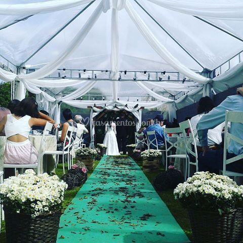 Tenda Casamento Curitiba