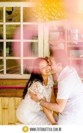 ENSAIO ROMÂNTICO / PRE WEDDING