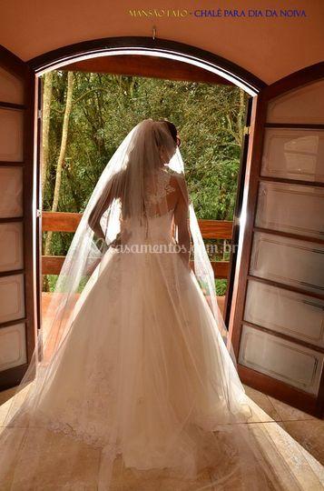 Mansão Fato - Chalé da Noiva
