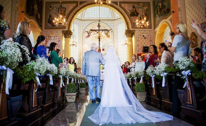 Casamento no interior
