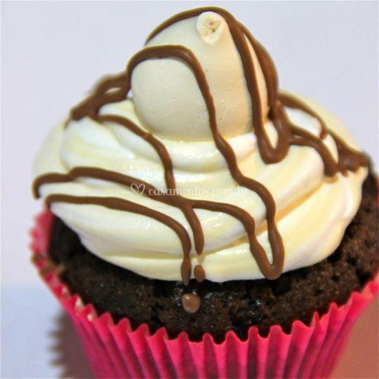 Cupcake de alpino