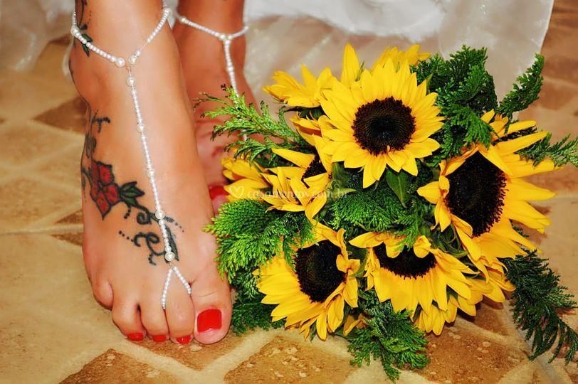 Acessórios para os pés