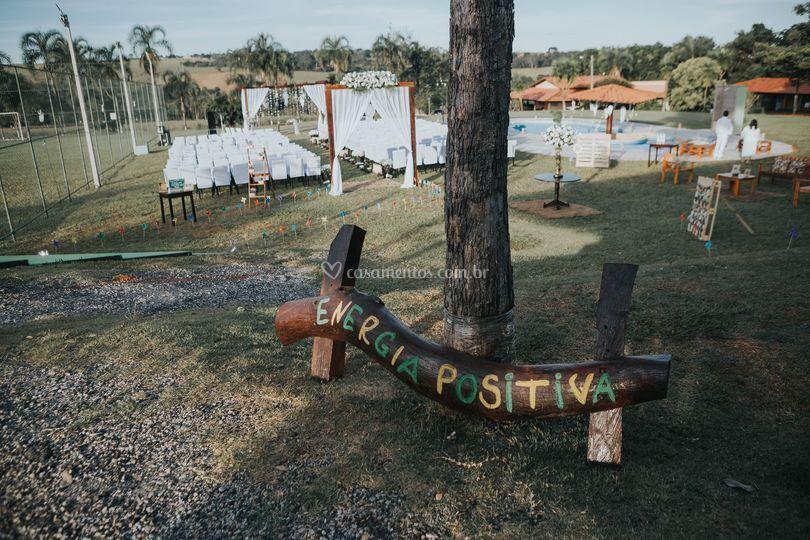Espaço Mandala no Cerrado