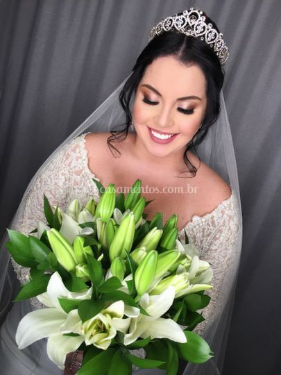 Noiva Érika