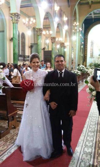 Casam. Fernanda e LuizFernando